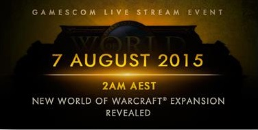 The next World of Warcraft expansion to be revealed next week