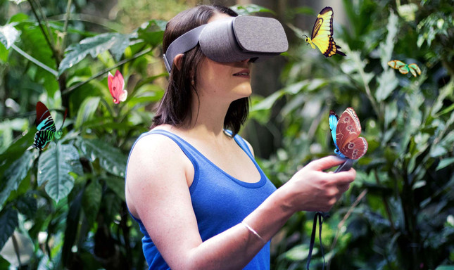 NZ's Runaway Play announces meditative butterfly title Flutter VR