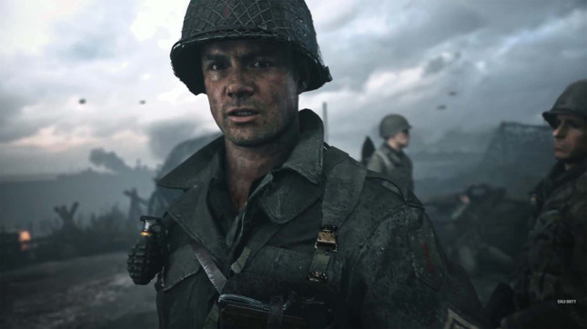 Activision has edited CoD: WWII to avoid sexual violence warning