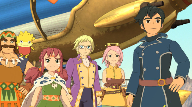 Level-5 confirms a Ni No Kuni sequel