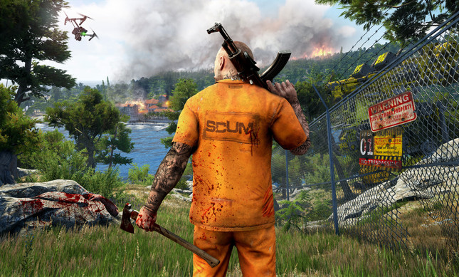 "Croteam's Scum ""a big leap forward in survival games"""