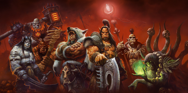 Our Warlords of Draenor review plans