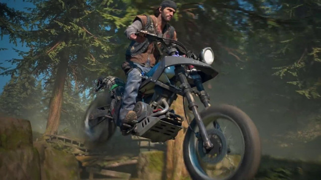 New Days Gone footage debuts the Farewell Wilderness