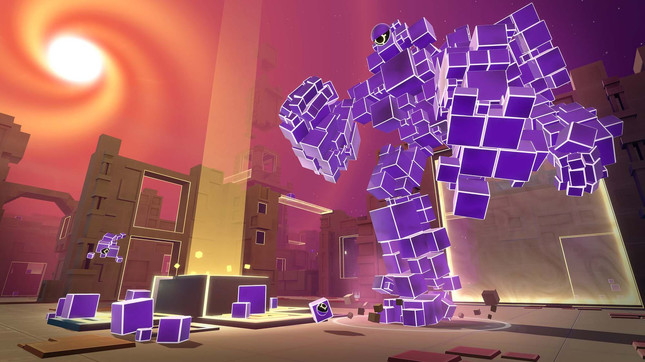 Grow Home team to launch light-hearted online FPS about gathering mass
