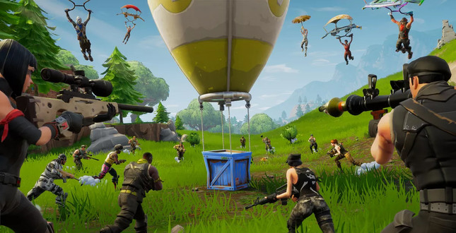 PlayStation begins full cross-play support with Fortnite