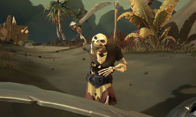 Sea of Thieves launch hits rocks
