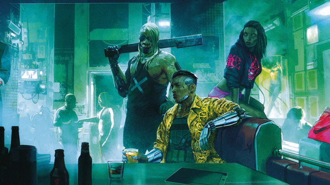 CD Projekt Red confirm Cyberpunk 2077 will be at E3