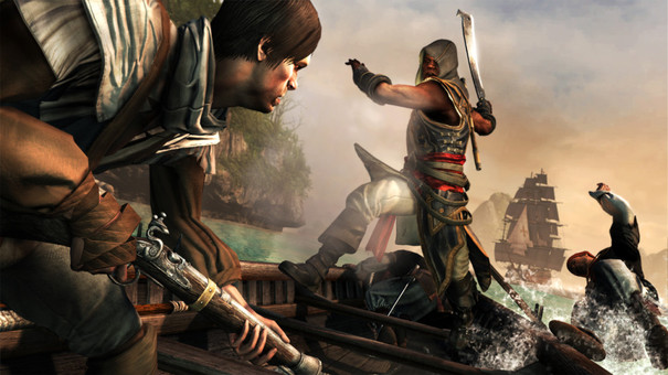 Assassin's Creed IV's Freedom Cry story DLC out next week
