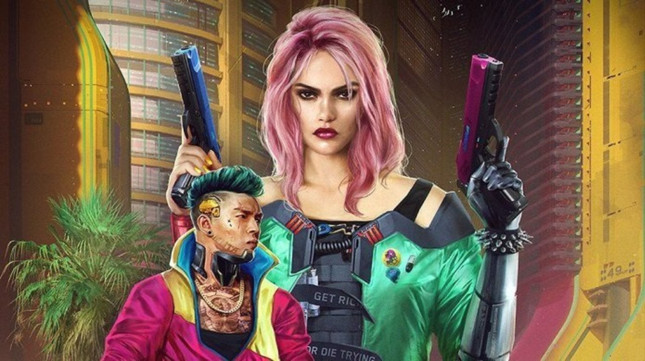 Cyberpunk 2077 character customisation will not feature gender options