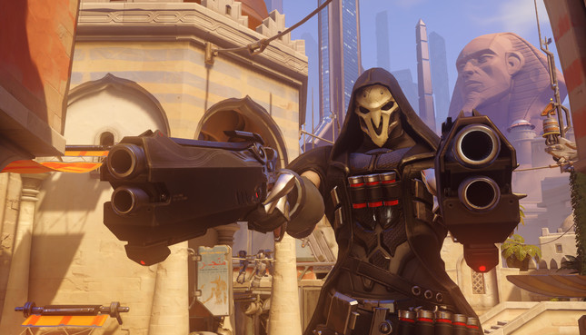 PS4 Overwatch players keep losing their stuff