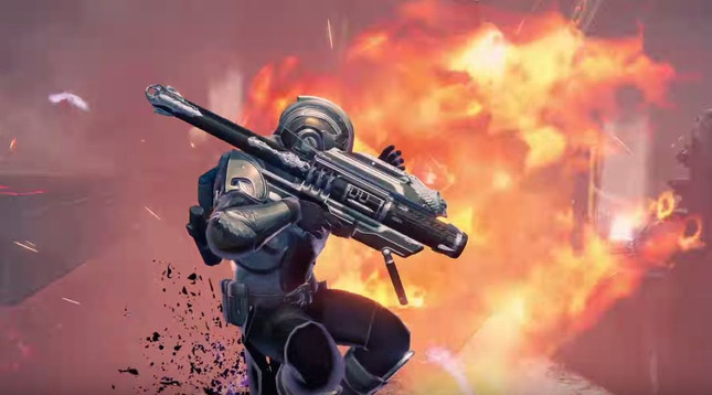 Destiny: Rise of Iron's artifacts could wildly change the game