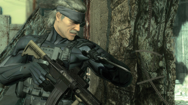 PS Plus farewells PS3 and Vita support with MGS4
