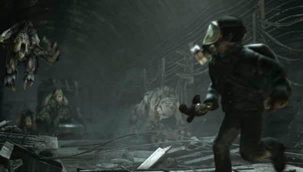 "Metro: Last Light ""one of, if not the best looking game you can actually buy"""
