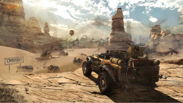Vehicle combat MMO Crossout gets Oceania server - Gameplanet