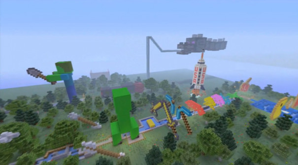 Minecraft creator threatened with legal action over fan-made mini-golf levels