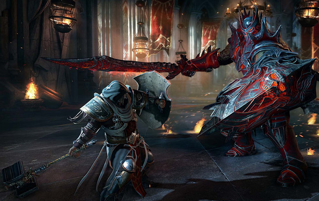 Lords of the Fallen campaign expansion coming this summer