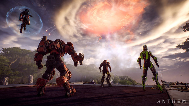 The Cataclysm comes to Anthem