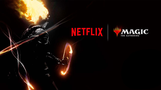 The Russo brothers are bringing Magic The Gathering to Netflix