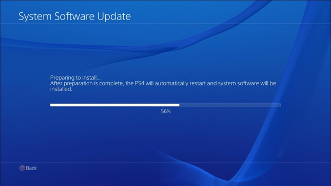 Sony polls PS4 users on potential future features