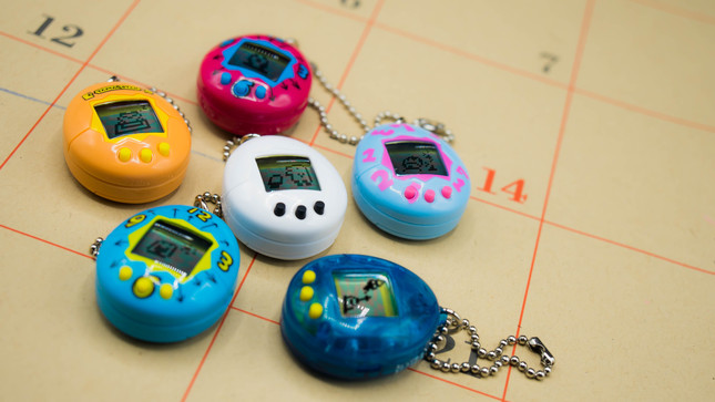 Tamagotchi turns 20, gets re-release