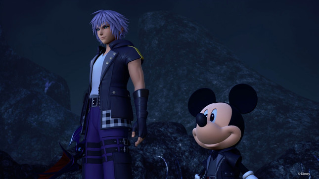 Development has wrapped on Kingdom Hearts III