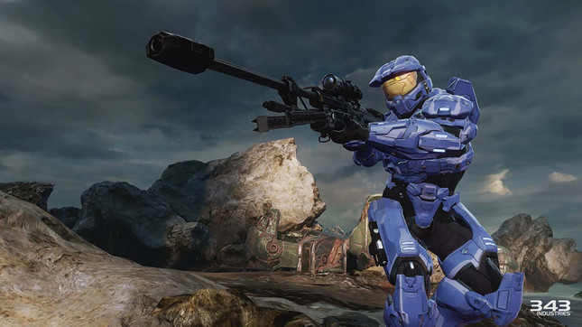 A revamped Halo 3: ODST hits Halo: Master Chief Collection