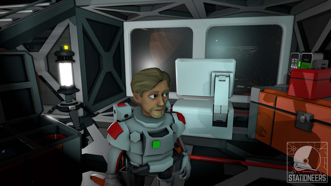 Kiwi space sim Stationeers launches into Early Access
