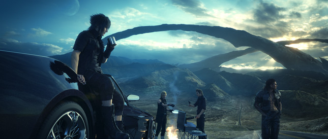 Final Fantasy XV delay due to bugs, Japanese internet