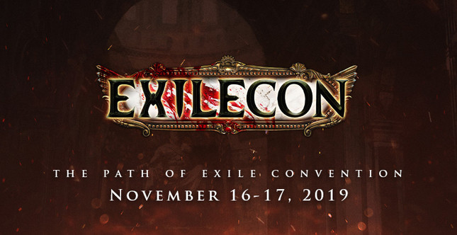 Path of Exiles' first convention kicks off this weekend