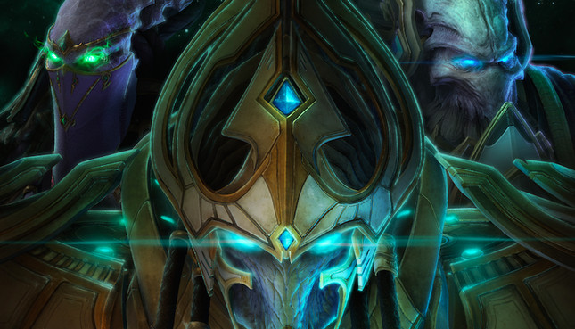 Blizzard unveils StarCraft II: Legacy of the Void