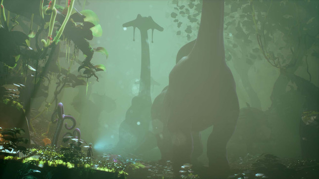 Explore an ornate alien planet in lush indie Planet Alpha