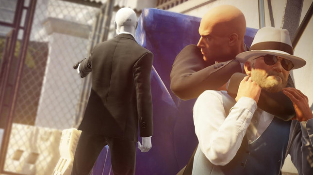 Hitman 2 introduces 1v1 'Ghost Mode'