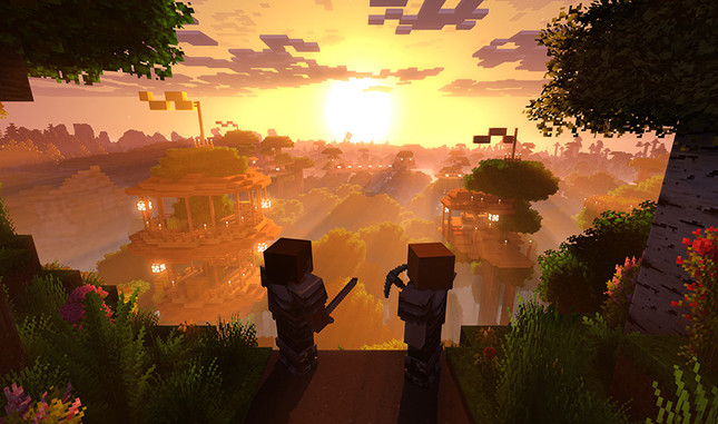 Mojang cancels Minecraft Super Duper Graphics Pack
