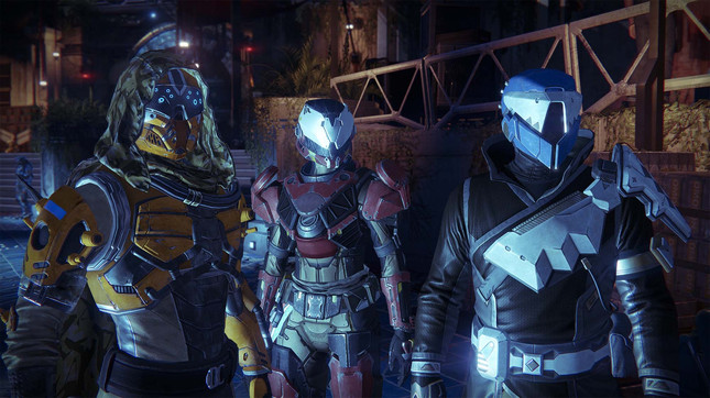 Bungie teases Destiny's House of Wolves in new video