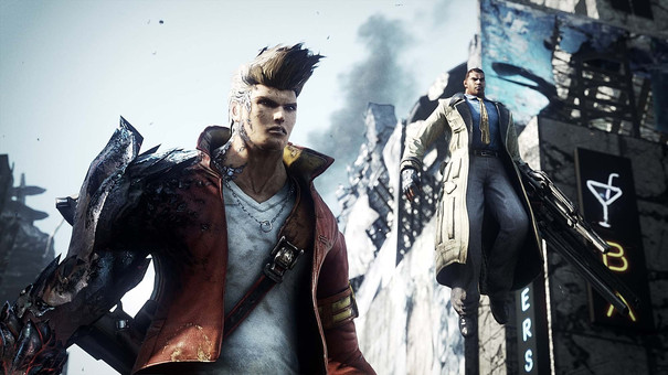 Rise of Incarnates is a 2v2 3D fighting game from Tekken and SoulCalibur devs