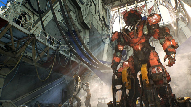 Sony issues refunds after Anthem causes PS4 crashes