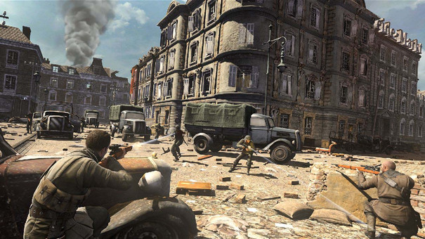 Xbox One RAM makes 1080p tricky, but it will catch the PS4 – Sniper Elite dev