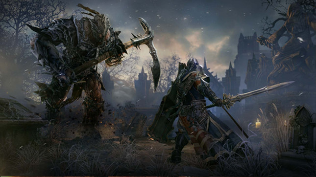 Lords of the Fallen 2 is back in development at a new studio