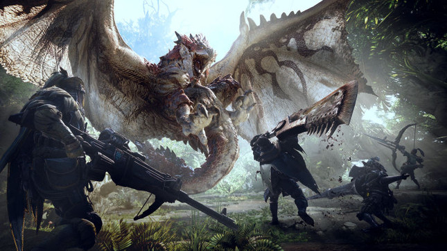 Resident Evil film director and star to tackle Monster Hunter