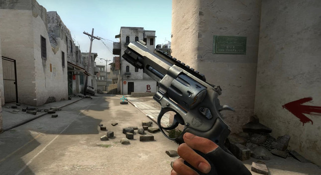 New Counter-Strike revolver is surprisingly controversial