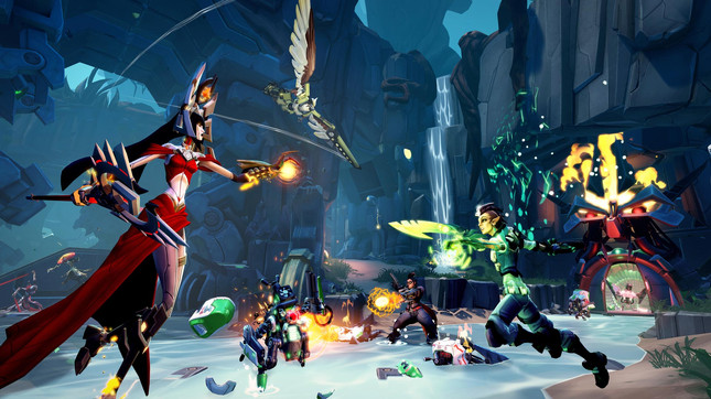 """Battleborn's next update is its last, servers will remain up """"for the foreseeable future"""""""