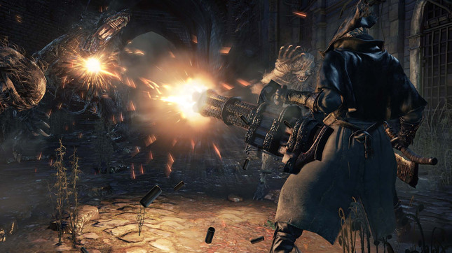 Bloodborne's Old Hunters DLC ain't easy to access