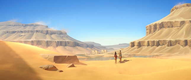 Following Valve acquisition, In The Valley Of The Gods placed 'On Hold'