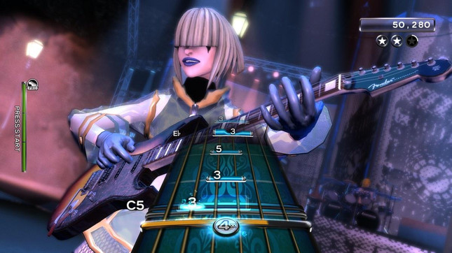 Here's all 60 songs that come with Rock Band 4