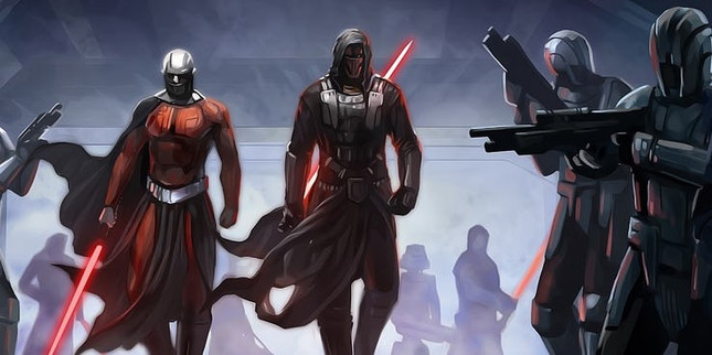 Lucasfilm has something KOTOR related in development