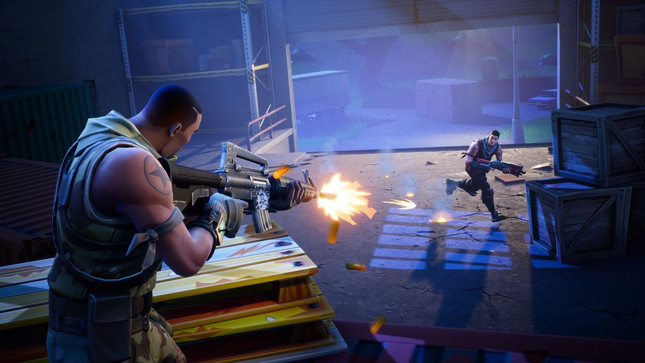 Fortnite's battle royale mode to be standalone and F2P