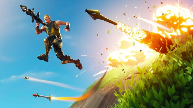 Fortnite is coming to Nintendo Switch