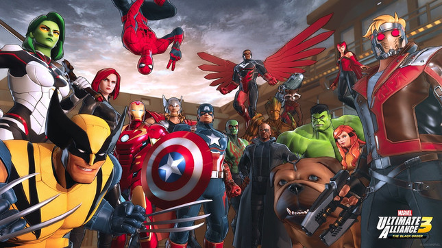 Marvel Ultimate Alliance 3 coming exclusively to Nintendo Switch