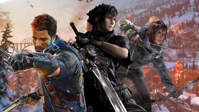 Square Enix is already hinting at E3 announcements