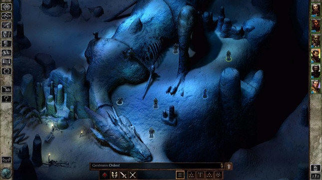 Icewind Dale: Enhanced Edition is out next week on PC